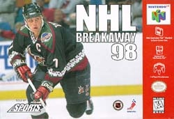 NHL Breakaway 98 (USA) Box Scan